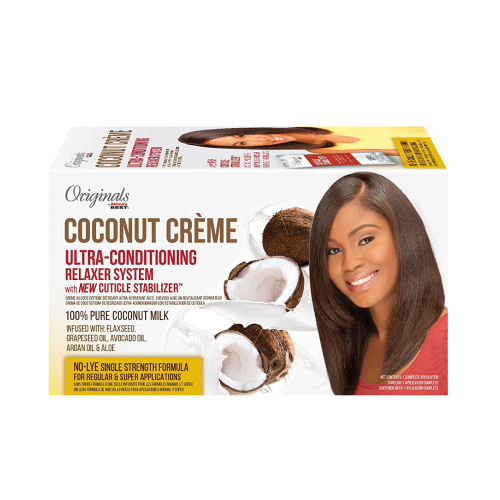 A/B Originals Coconut Creme Relaxer Kit