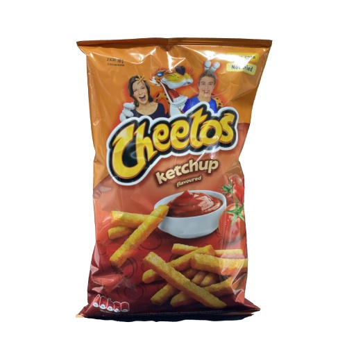 Cheetos Ketchup Flavoured 165gr