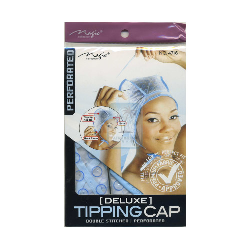 Magic Delux Tipping Cap No. 4716 Clear